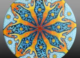 LSD # 10, Celebration (sold)
