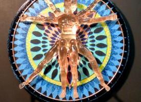 Vitruvian Mandala