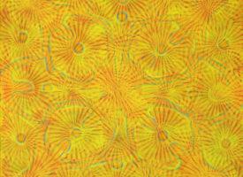 LSD # 4, Yellow Sunshine (sold)