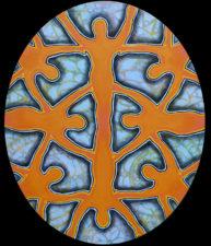 (LSD # 8), Kaleidoscope (sold)